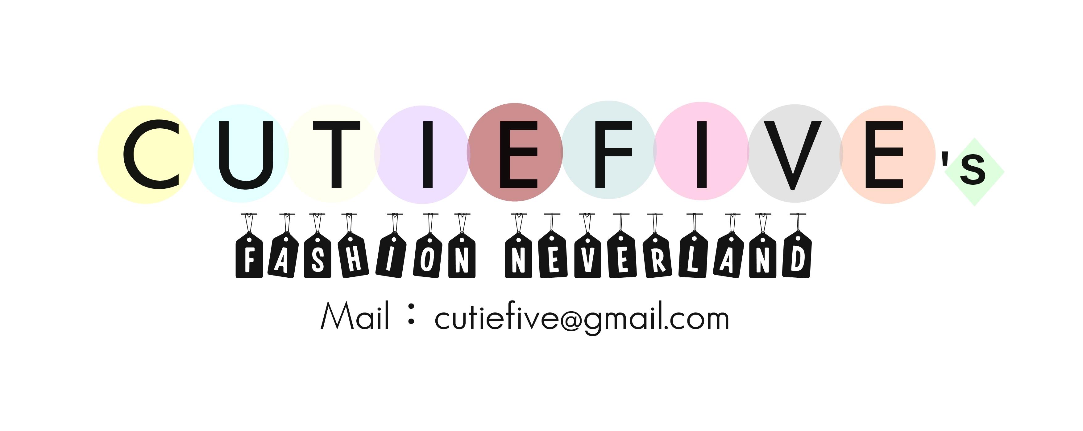 Cutiefive's Fashion Neverland