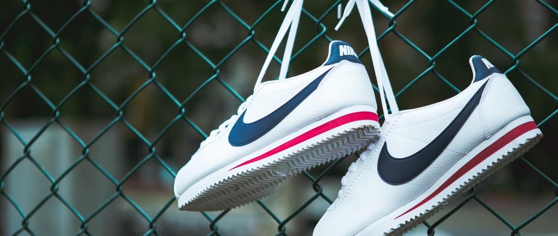 一雙「藍紅白 Cortez 阿甘鞋」的可能性.重複穿搭vol.7